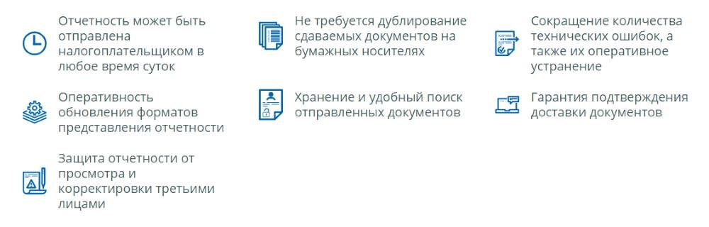 Преимущества ЭДО с ФНС по ТКС
