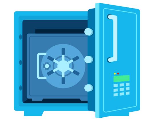 Надежность и безопасность данных в сервисе 1С:Фреш