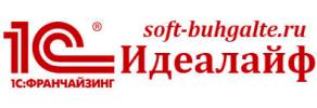 Логотип 1С-Франчайзи Идеалайф