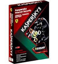 Kaspersky Internet Security Special Ferrari Edition Russian Edition. 1-Desktop 1 year Base Box
