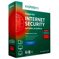 Kaspersky Internet Security Multi-Device Russian Edition. 2-Device 1 year Renewal Box
