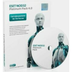 ESET NOD32 Platinum Pack 4.0